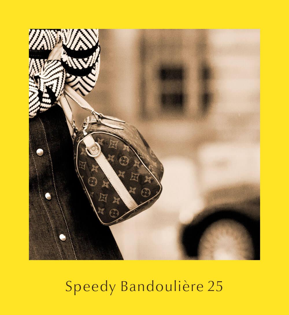 Speedy Bandoulière 25